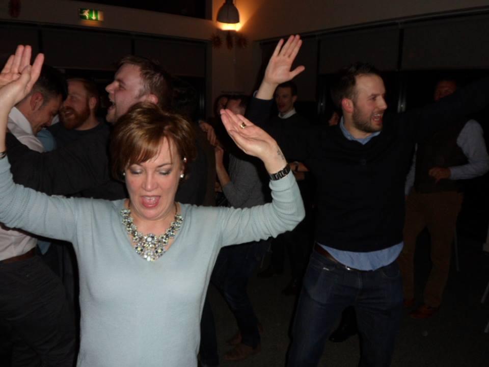 Dancing at Night At The Races NI